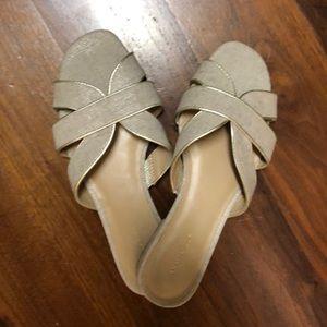 Ann Taylor sandal